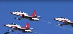 avioane turce