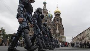 politisti moscova