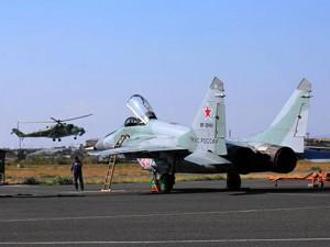 baza ruseasca, avioane ruse