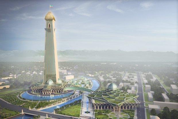 Ahmat Tower