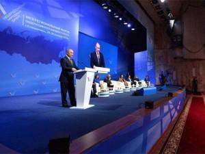 Putin forum