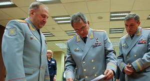 Soigu, Sergun GRU, Gerasimov STAT MAJOR