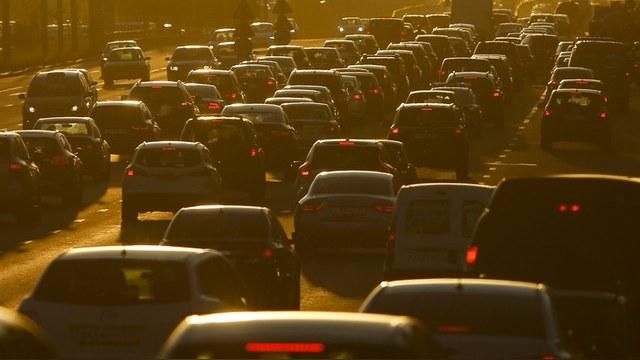 trafic Moscova