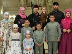 familia kadirov