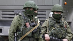 Balaclava Crimeea omuleti verzi