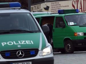 politia berlin germana