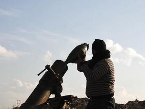 rebel Siria