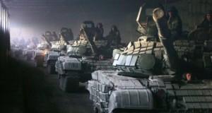 tancurile ruse Osetia