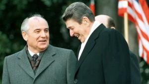 Reagan Gorbaciov