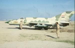 Mig-21 Siria