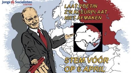 Putin afis Europa