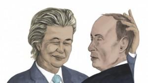 Putin imbratisare
