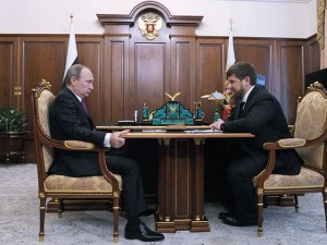 kadirov Putin