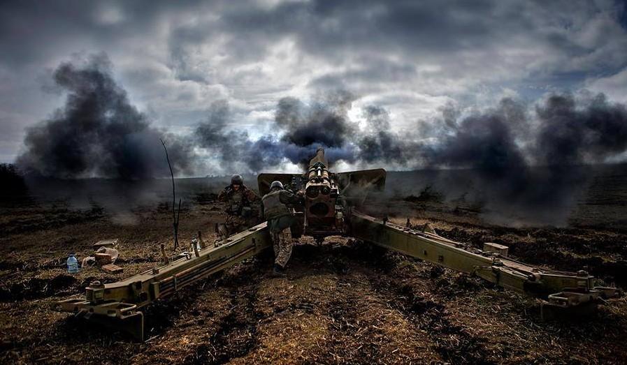 Огненный Донбасс: ВСУ перешли в наступление под Донецком.