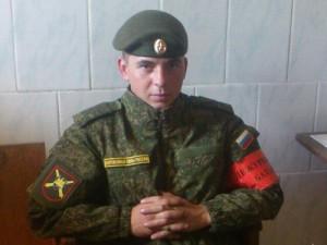 militar rus Berdisev