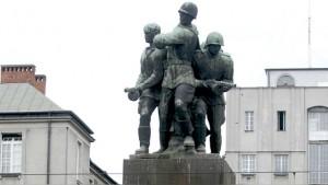 monument soldati sovietic