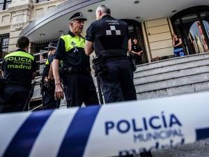 politia Spania
