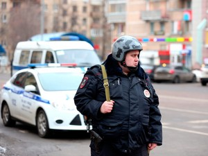 politist rus