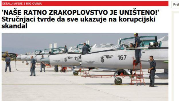 scanda croatia