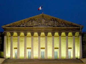 Assemblee Nationale Paris Franta