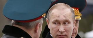 Putin militari