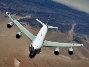 avion spion SUA