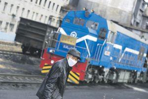cale ferata China
