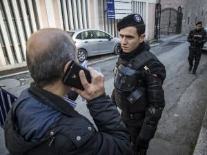 politie turca