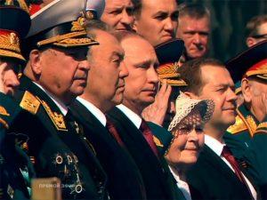 Putin Nazarbaev