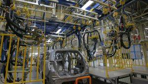 automobile fabrica