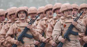 militari rusi Siria