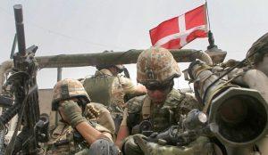 soldati danezi