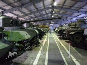tancuri muzeu