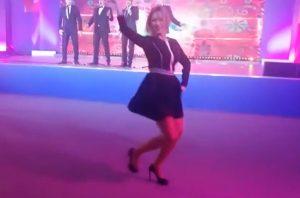 zaharova danseaza