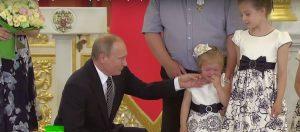 Putin fetita