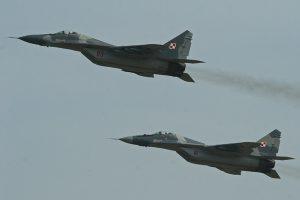 fortele aeriene polonia