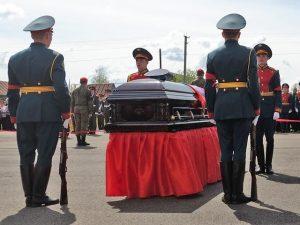 militar rus ucis