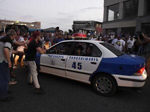 Erevan revolte