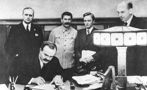 Molotov Ribbentrop