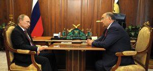 Putin Usmanov