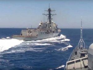 incident naval SUa Rusia