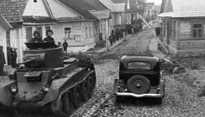 invazia polonia