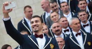 lot olimpic rus