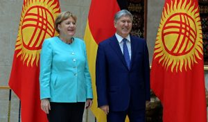 Merkel Biskek