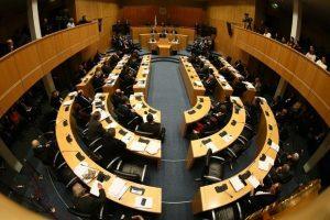 parlament cipru