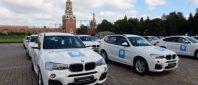 BMW X6 olimpici