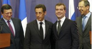 acord Sarcoz Medvedev