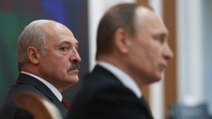Lukasenko Putin