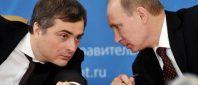 Surkov Putin