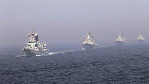 flota chineza